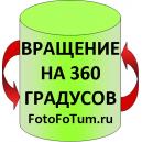 Объемное 3D изображение товаров 360 градусов на заказ